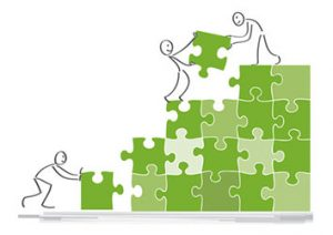 eCommerce-Betreuung ist nur mit vielen Bausteinen erfolgreich