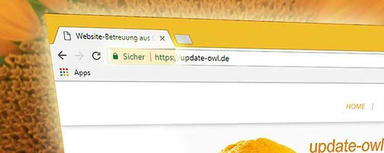 Warum braucht meine Homepage ein SSL-Zertifikat?